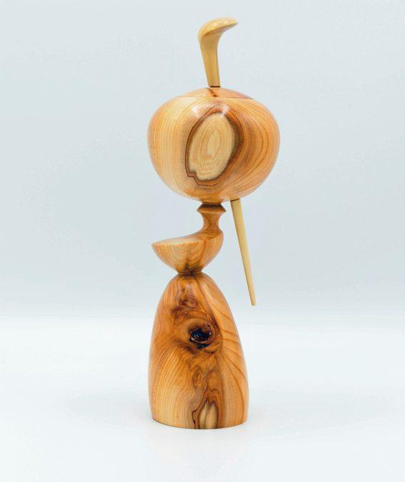 Tournage sur bois excentrique